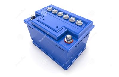 جعبه باتری خودرو