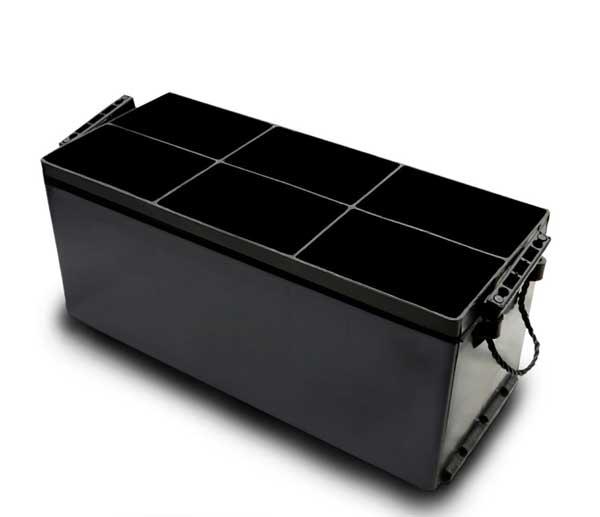 تولید جعبه پلاستیکی باتری  ۱۸۰