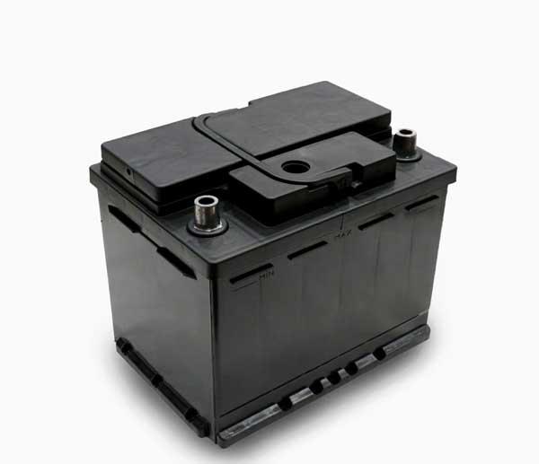 درب و جعبه پلاستیکی باتری L2 سیلد